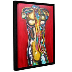 Susi Franco's 92% Water Gallery Wrapped Floater-Framed Canvas 14x18""