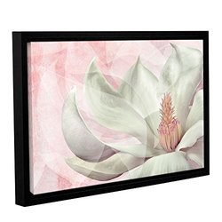 """'Focustrack' by Cora Niele Framed Graphic Art on Wrapped Canvas 12x18"""""""