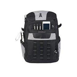 """MLB Los Angeles Angels Franchise Backpack - Black - Size: 18.5"""""""