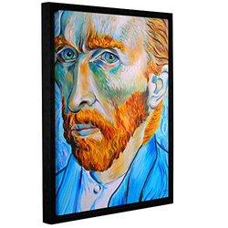 "Susi Franco's Vincent Van Gogh Gallery Floater-Framed Canvas - 18x24"""