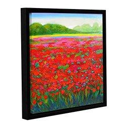 """ArtWall Susi Franco's Dream Before Gallery Canvas - 18"""" X 18"""""""