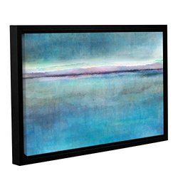 "ArtWall 16""x24"" Cora Niele's Landscape Early Framed Canvas"