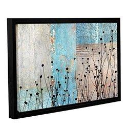 "ArtWall Cora Niele's Dark Silhouette I Framed Canvas - 16"" X 24"""