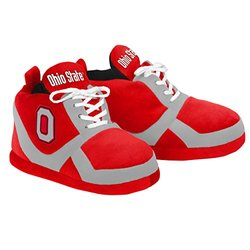 NCAA Ohio State Buckeyes 2015 Sneaker Slipper, Small, Red