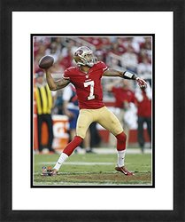 "Photo File NFL Colin Kaepernick Sports Photograph - 18"" x 22"""