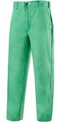 Steiner Weldlite Men's Flame Retardant Pants - Green - Size: 46W/30L