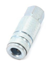 Forney 75319 Air Fitting Coupler, Lincoln Style 1/4-Inch-by-1/4-Inch Female NPT