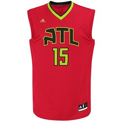 Adidas NBA Atlanta Hawks Men's Replica Jersey - Red - Size: XX-Large