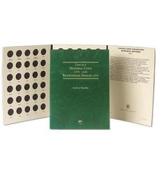 Littleton 1999-Date Lincoln Memorial Cent Folder - Case of 50 - Green