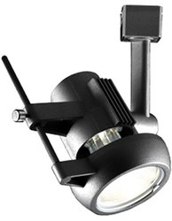 Jesco-Single-Light Line Voltage Track Head-HHV270P20-B