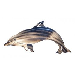 Next Innovations 3D Wall Art Dolphin Refraxions - 3-Piece