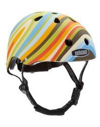 Nutcase Mellow Swirl Matte Bike Helmet - Size: Large/X-Large