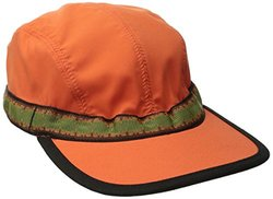 KAVU Synthetic Strap Cap, Orange, Small