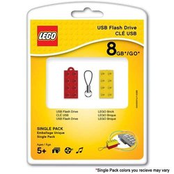 PNY 8GB LEGO USB 2.0 Flash Drive