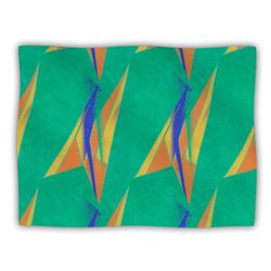 "Kess InHouse Alison Coxon ""Deco Art"" Blanket, 60 by 50-Inch"
