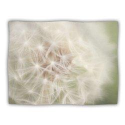"Kess InHouse Catherine McDonald ""Dandelion"" Blanket, 60 by 50-Inch"