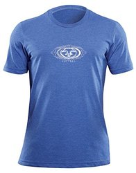 Flying Fisherman Tarpon Outlaw T-Shirt, Royal Blue, Medium