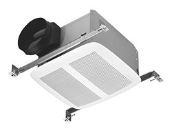 NuTone QTXEN110 QTX Series Very Quiet 110 CFM Ceiling Exhaust Bath Fan