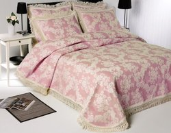 Belle Epoque Mafalda Toss Pillow - Blush - One Size (Toss Pillow Only)