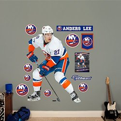 NHL New York Islanders Anders Lee Wall Decal