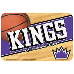 "NBA Sacramento Kings Floor Mat, 20 x 30"", Team Color"