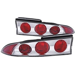 Anzo USA Easy to Install Euro Tail Lights - 221082