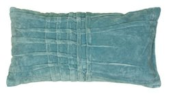 Rizzy Home PILT06490LB001121 Light Blue