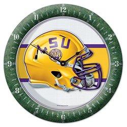 NCAA LSU Tigers Game Clock