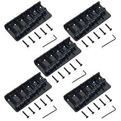 Kmise Z5247H5 Bass Guitar Bridge