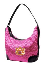 Little Earth NCAA Auburn Tigers Quilted Hobo - Pink