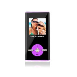 Hip Street 2GB MP3 Video Player - Pink