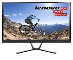 "Lenovo 23"" Widescreen LED LCD Monitor HDMI (18201617)"