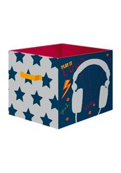 KidsLAB HS51070 Rock Music Storage Box SM