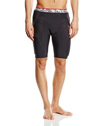 McDavid Hex Short with Contoured Wrap Around Thigh, XX-Large, Black