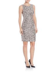 Calvin Klein Women's Sleeveless Sequined Dress - Size: 10