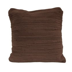 Park B. Smith Agra Recycled Cotton 18 by 18 Decorative Pillow, Woodland