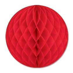 Beistle 55619-R Tissue Balls, 19-Inch