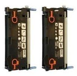 Amsahr Q7560AB HP Q7560AB, 3000, 3000n Remanufactured Replacement Toner Cartridge with Two Black Cartridges