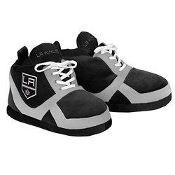 NHL Los Angeles Kings 2015 Sneaker Slipper - Black - Size: Small