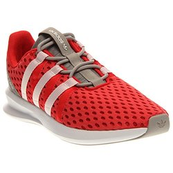 Adidas Women's SL Loop Racer Running Shoes - Red - Size: 7