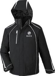 Buick Men's Insulated Jacket - Black - Size: Large