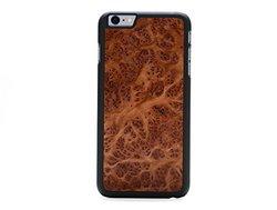 CARVED Redwood Burl iPhone 6/6s Plus Slim BK