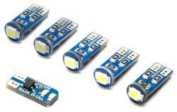 Putco 980401 Premium LED Dome Light Kit for Ford Fiesta