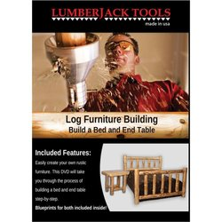 Lumberjack Tools T24618 Bed and End Table - DVD