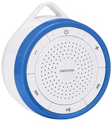 Memorex Bluetooth Splash Speaker with FM Radio