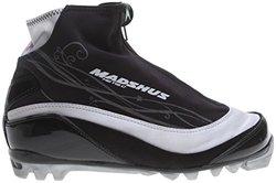 Madshus Women's Metis C Classic Boot - Black/Silver - Size: 6.5