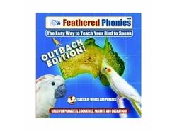 Feathered Phonics Bird Training Cd The Australian Outback Edition -Volume6