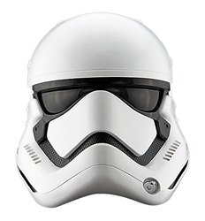 Star Wars The Force Awakens First Order Stormtrooper 1:1 Helmet