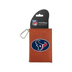 NFL Houston Texans Football Classic ID Holder - Brown