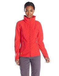 LOLE Women's Daylight Jacket - Chillies/Orange - Size: Medium